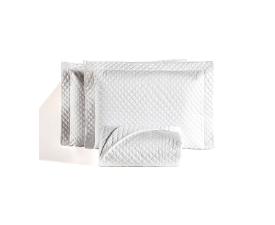 Cobre Leito com Fronha Soft Touch Branco