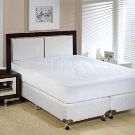 Protetor para Colchão 100% Impermeável com Sleep 233 fios