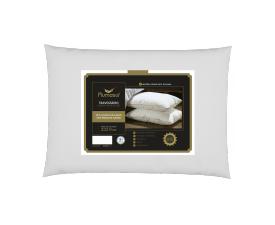 Travesseiro Perfezione 50% Plumas 50% Penas de Ganso